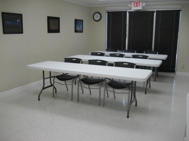 Prosthetics education center in San Antonio, Texas