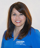 Annette Ramos general manager at Premier Prosthetics
