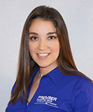 Ninfa Gonzales general manager at Premier Prosthetics